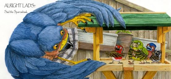 The Bird Table 2