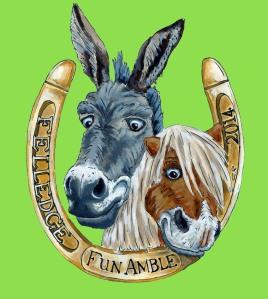 Felledge Fun Amble Logo